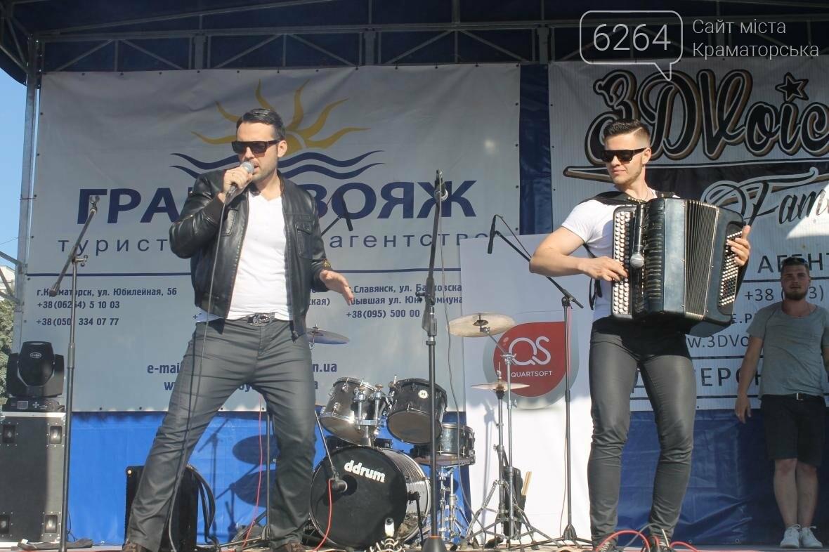 День молодежи в Краматорске: краски, дети и полуобнаженные девушки , фото-2