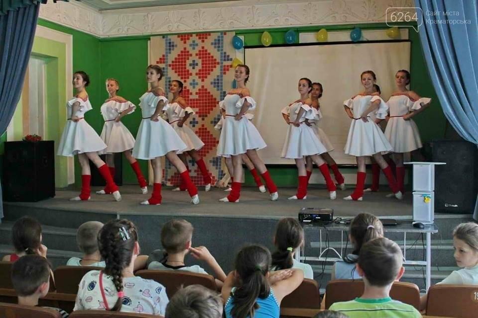 В Краматорске стартовали первые мероприятия ко Дню Конституции Украины  , фото-3
