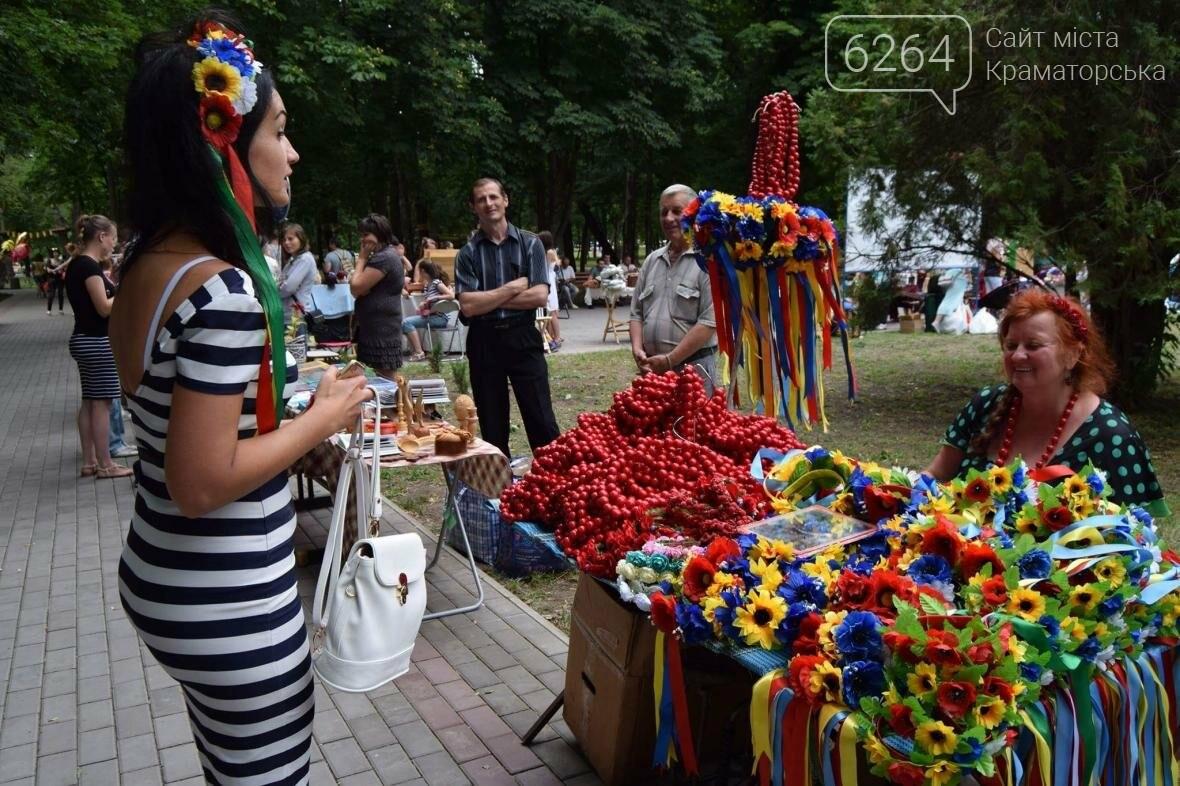 Горожане показали свои таланты на Ярмарке в Саду Бернацкого , фото-2