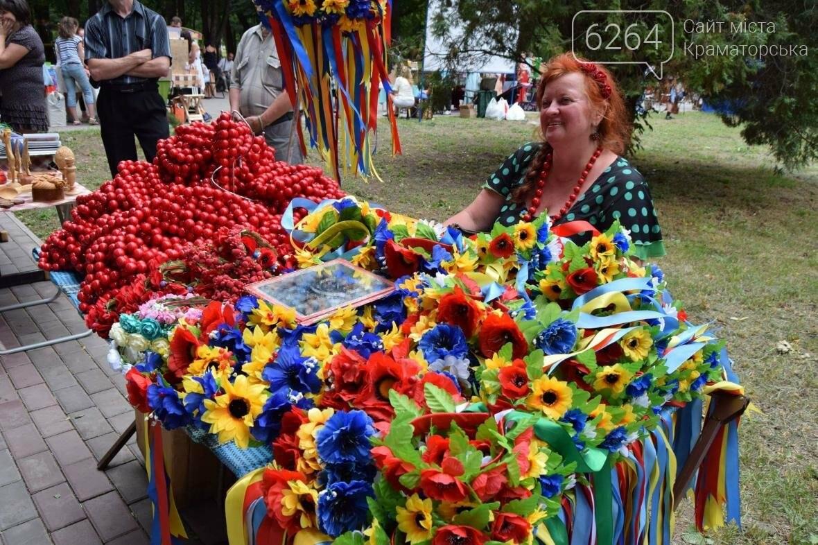 Горожане показали свои таланты на Ярмарке в Саду Бернацкого , фото-4