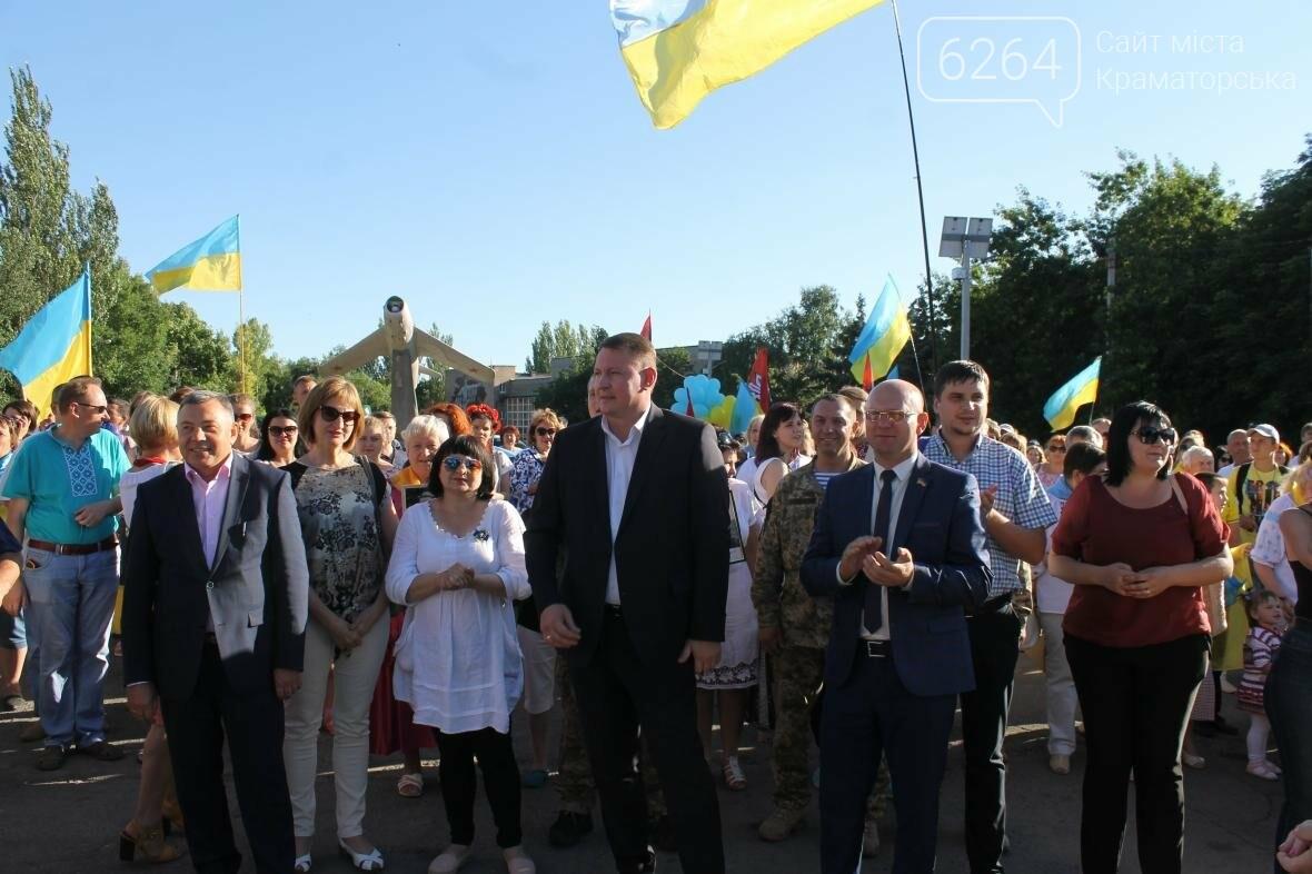 В Краматорске прошел ежегодный марш мира, фото-3