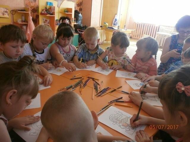 Краматорским детишкам рассказали о профессиях , фото-1