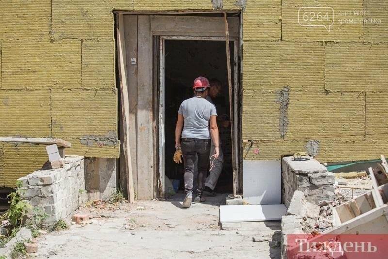 В Семеновке восстанавливают здание психбольницы, фото-1