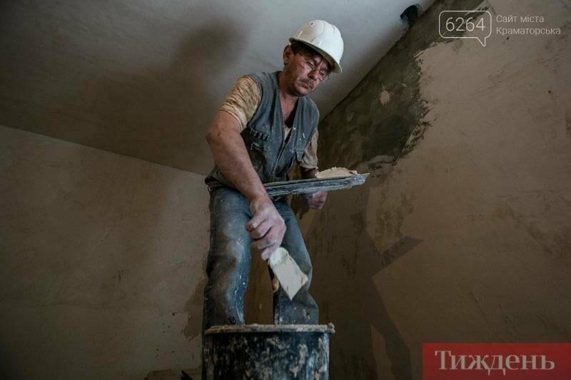 В Семеновке восстанавливают здание психбольницы, фото-3