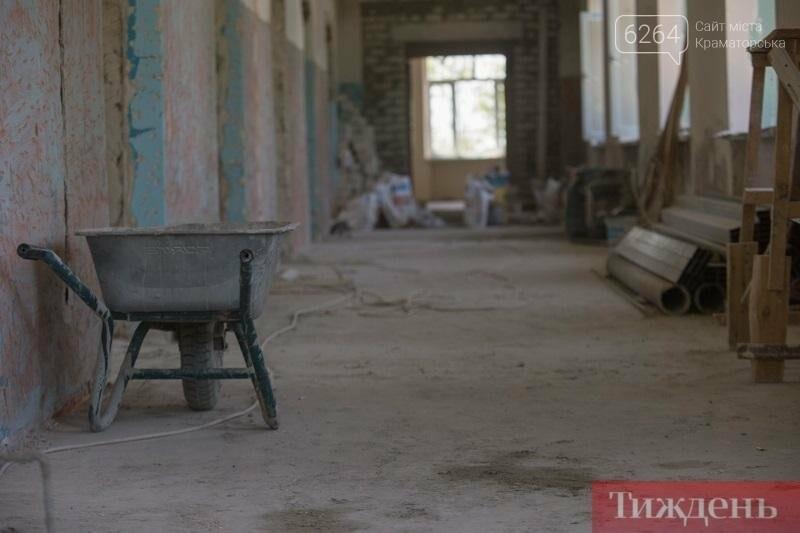 В Семеновке восстанавливают здание психбольницы, фото-4