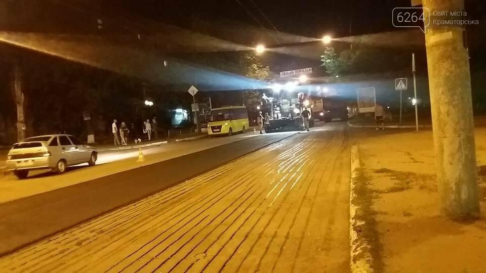 В Краматорске разработано более 60 проектов по ремонту дорог, фото-1