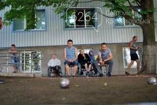 В Краматорске провели комплексные соревнования для людей с инвалидностью, фото-2