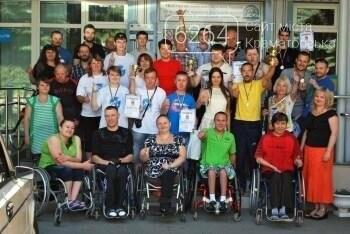 В Краматорске провели комплексные соревнования для людей с инвалидностью, фото-3