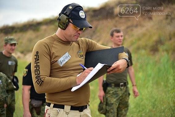 Полиция Донецкой области оттачивает навыки огневой подготовки, фото-2