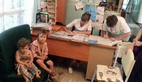 Двум маленьким жителям Волновахского района приходилось есть из собачьей миски, фото-3