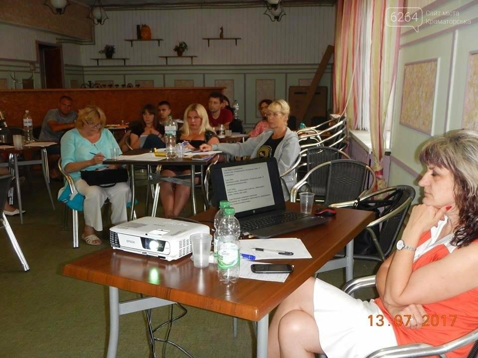 ВБФ «Зірка Надії» принял участие в тренинге «Носители мира», фото-4