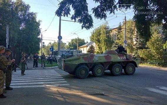 """Краматорские правоохранители отработали план """"Крепость"""", фото-2"""