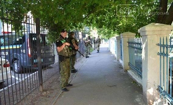 """Краматорские правоохранители отработали план """"Крепость"""", фото-3"""