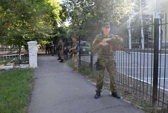 """Краматорские правоохранители отработали план """"Крепость"""", фото-5"""