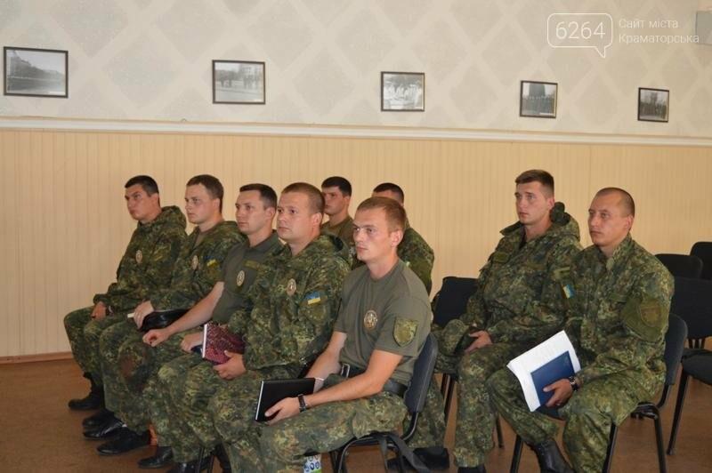 Ряды краматорских полицейских пополнились новыми профессионалами, фото-3