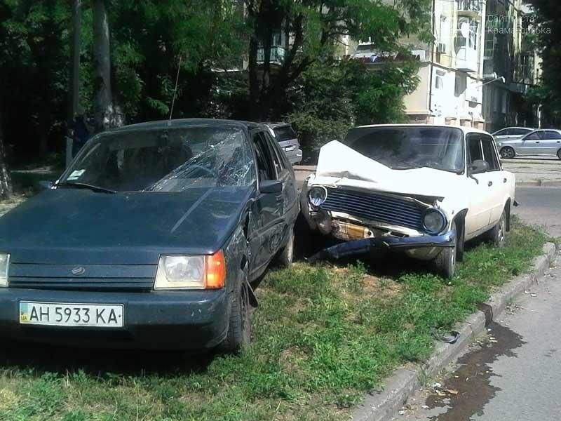 В центре Краматорска произошло ДТП , фото-3