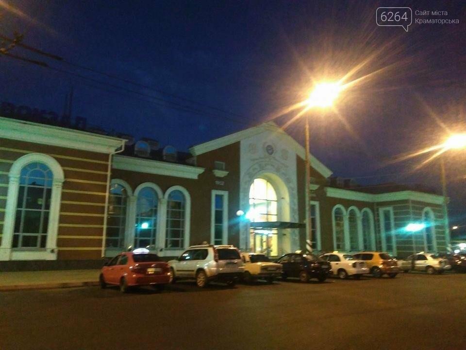 В Краматорске реконструкция привокзальной площади в самом разгаре, фото-2