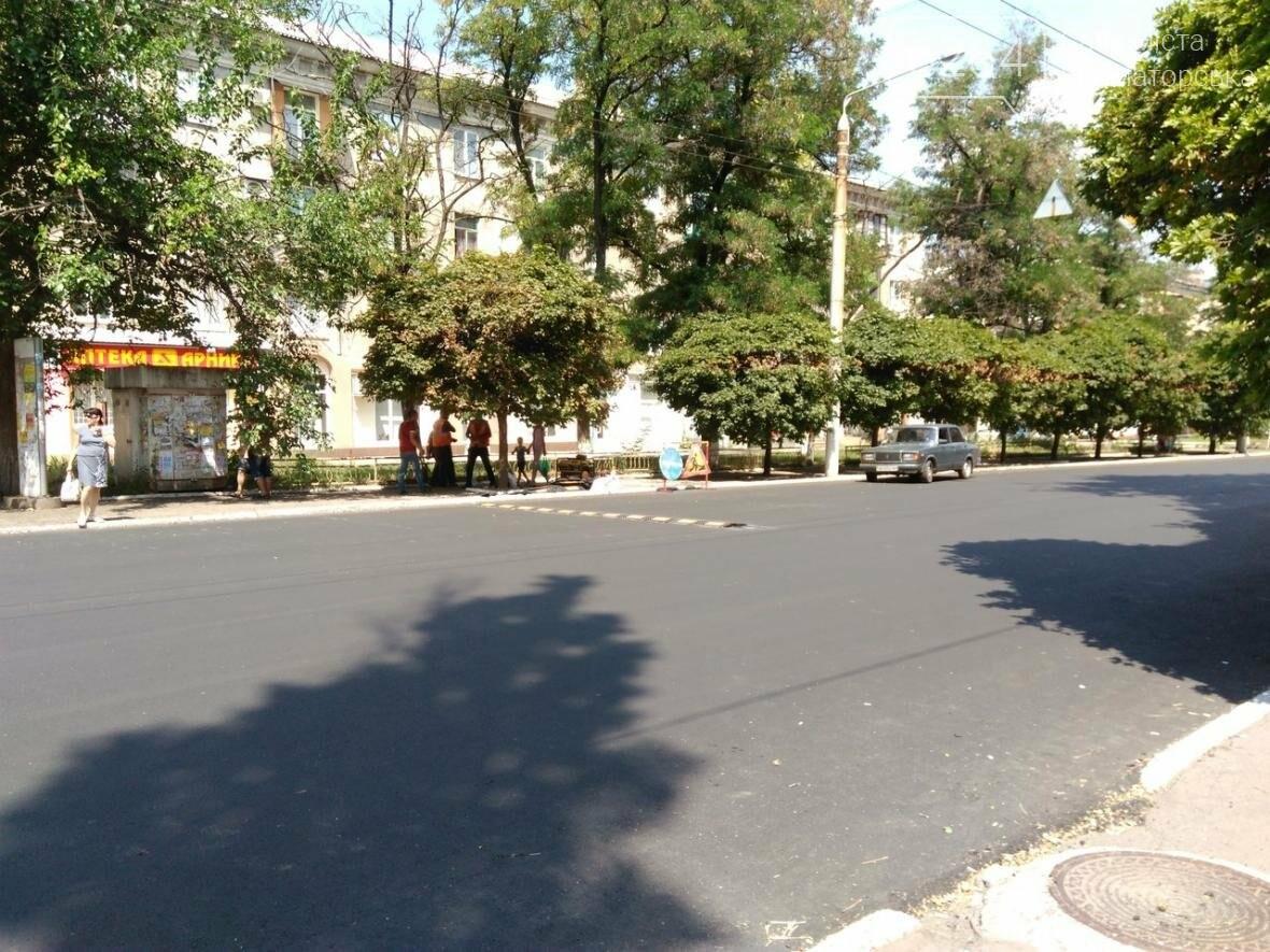 В Краматорске около городской больницы возвращают «лежачих полицейских», фото-3