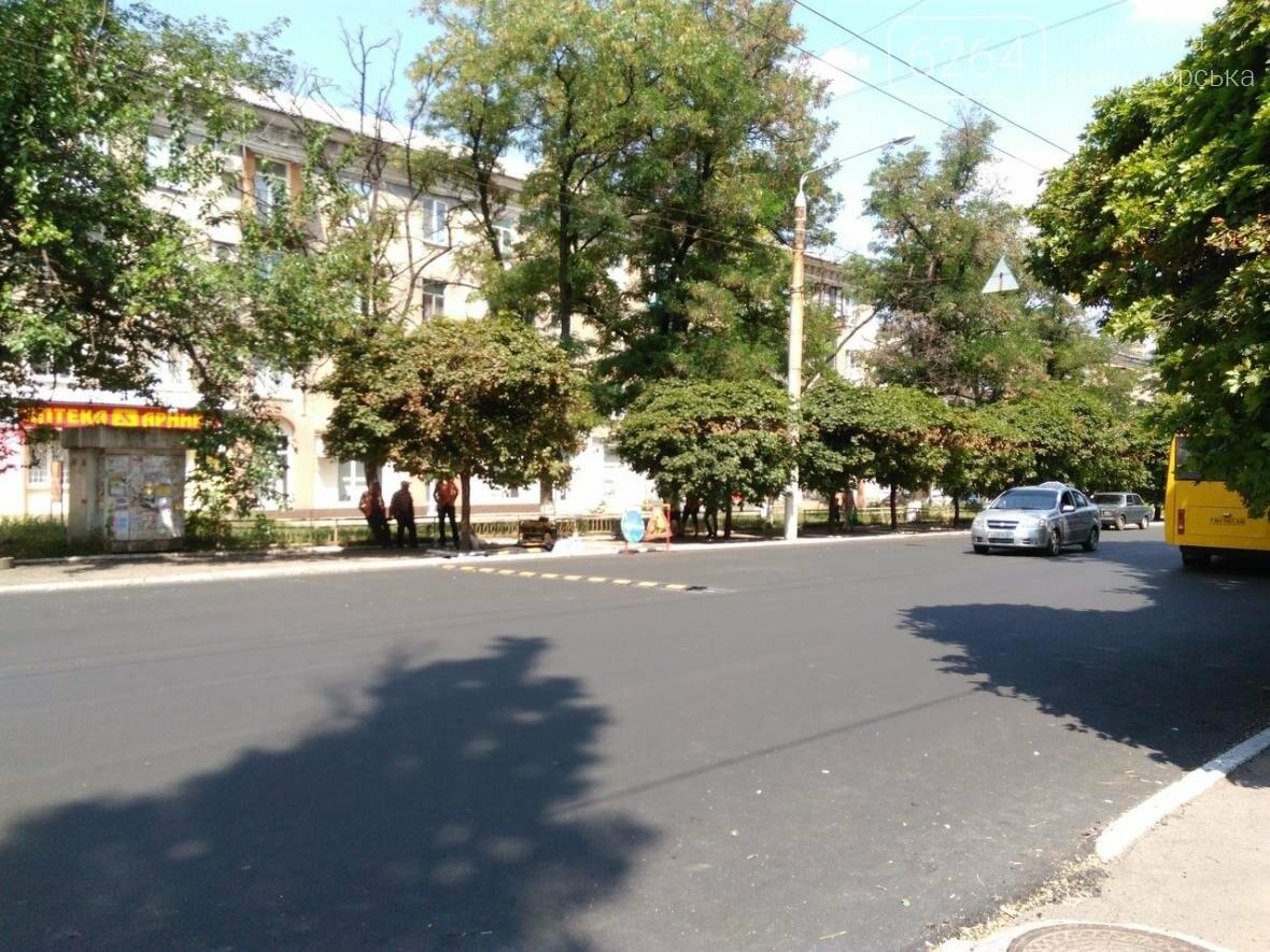 В Краматорске около городской больницы возвращают «лежачих полицейских», фото-4