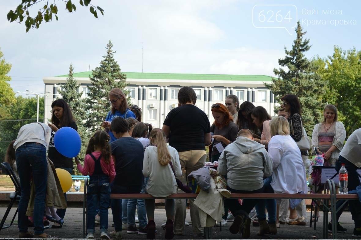 Неформально: в Краматорске молодежь училась совмещать учебу и отдых, фото-4