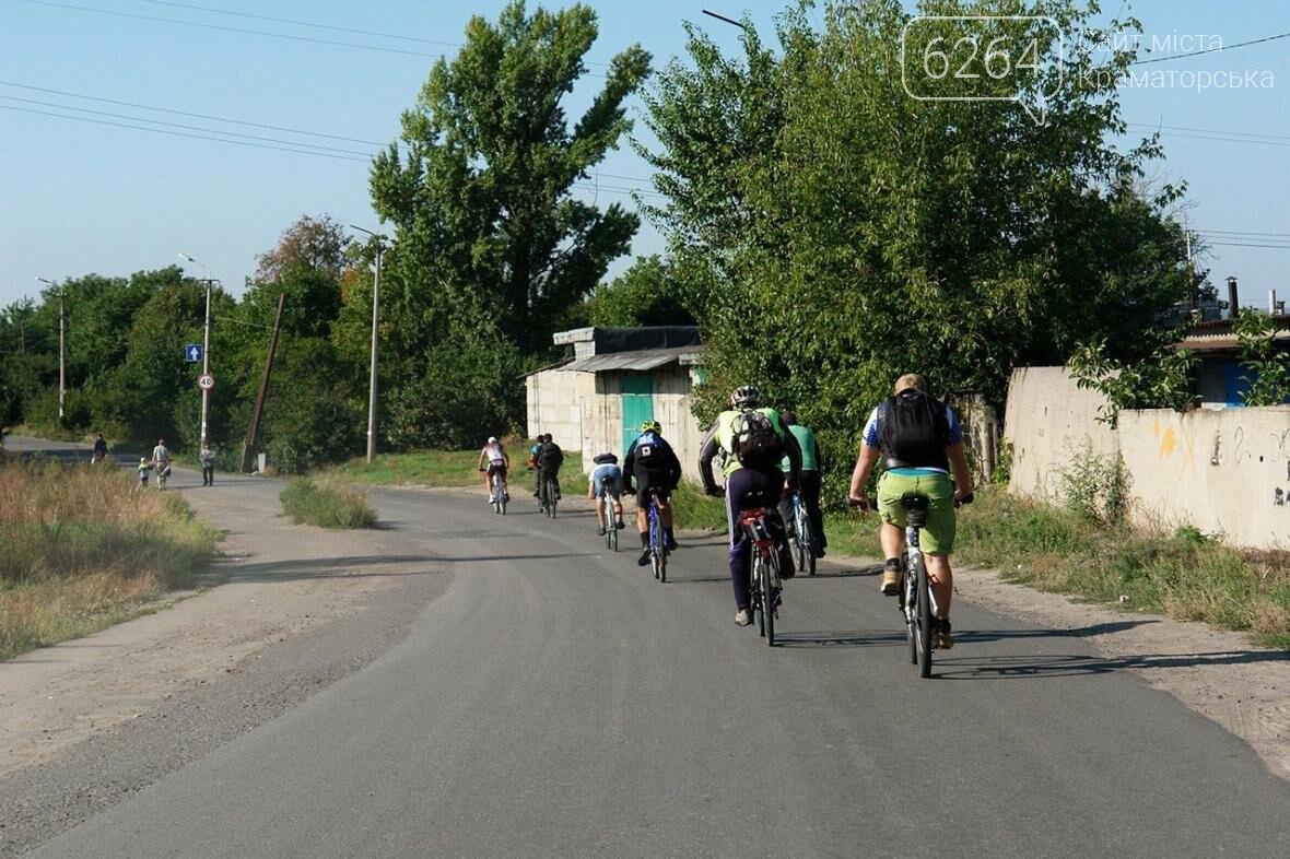 Краматорск стал одним из 12 городов областного велопробега, фото-2