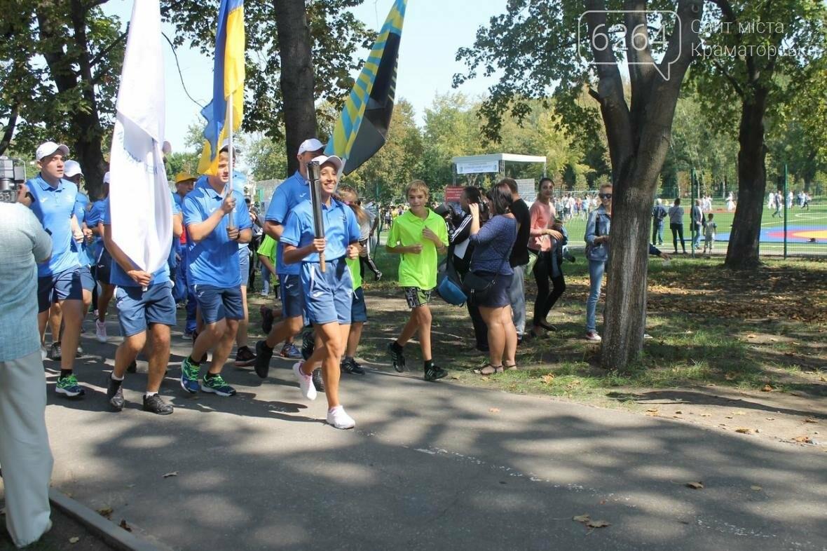 В Краматорске отметили День физической культуры и спорта , фото-2