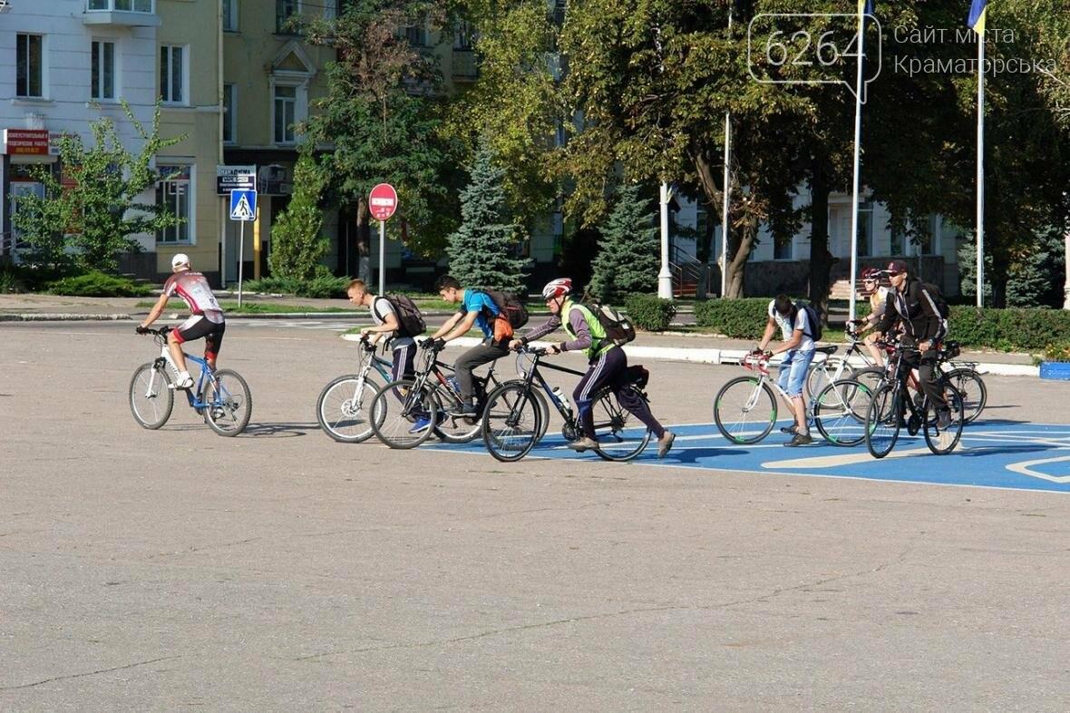 Краматорск стал одним из 12 городов областного велопробега, фото-3