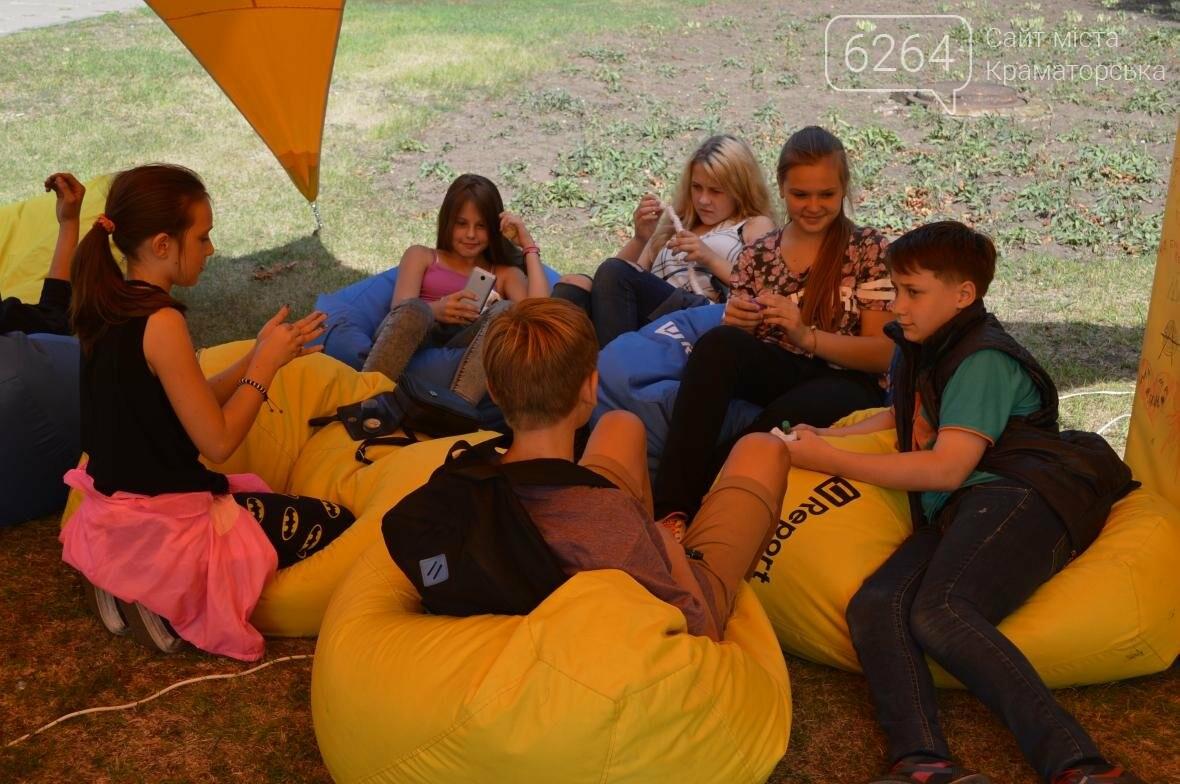 Фестиваль «Ты среди своих» в Краматорске: детские активности и локации для подростков, фото-4