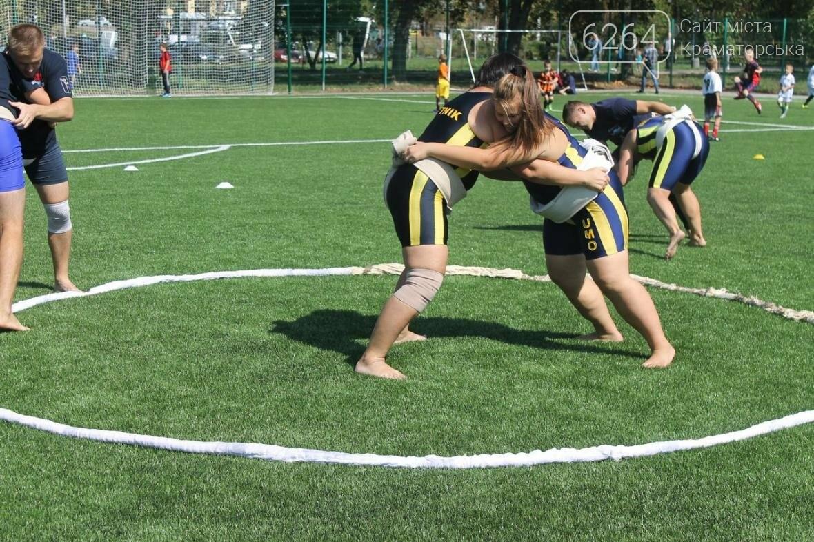 В Краматорске отметили День физической культуры и спорта , фото-4