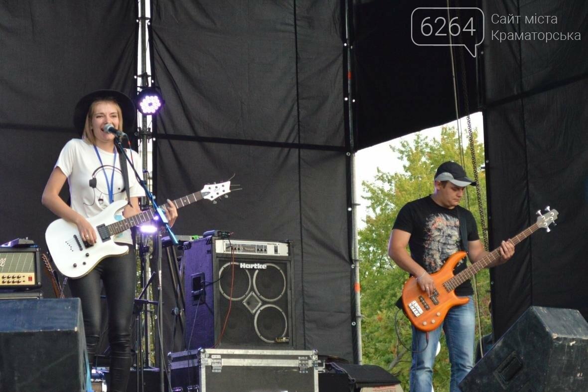 Фестиваль «Ты среди своих» в Краматорске: выступление «Joryj Kłoc» и «O.Torvald» (видео), фото-1