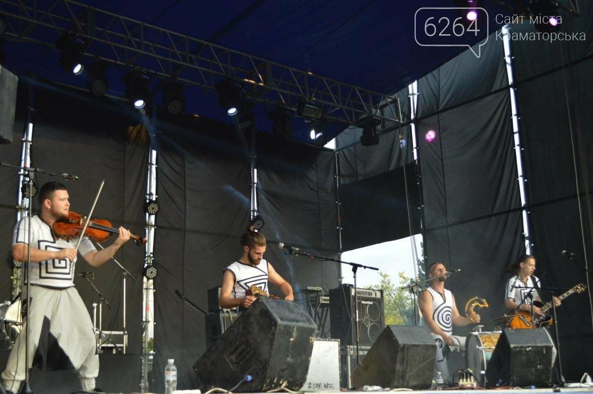 Фестиваль «Ты среди своих» в Краматорске: выступление «Joryj Kłoc» и «O.Torvald» (видео), фото-9