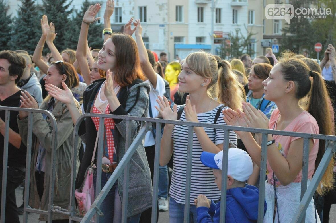 Фестиваль «Ты среди своих» в Краматорске: выступление «Joryj Kłoc» и «O.Torvald» (видео), фото-6