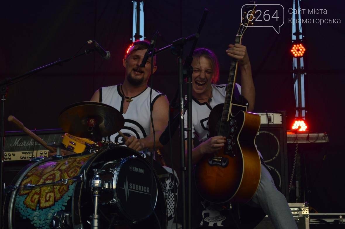 Фестиваль «Ты среди своих» в Краматорске: выступление «Joryj Kłoc» и «O.Torvald» (видео), фото-7
