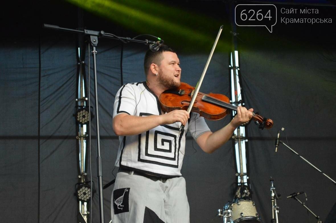 Фестиваль «Ты среди своих» в Краматорске: выступление «Joryj Kłoc» и «O.Torvald» (видео), фото-10