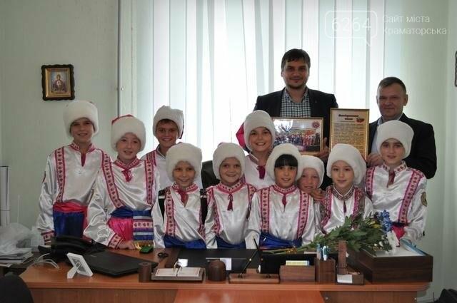 Краматорский казацкий ансамбль «Перестук» потряс жюри международного фестиваля, фото-1