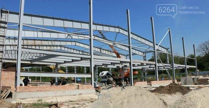 Строительство катка в Краматорске подорожало на 17 млн гривен , фото-1