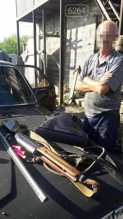 В Славянском районе СБУ задержала информатора террористической организации «ДНР», фото-2