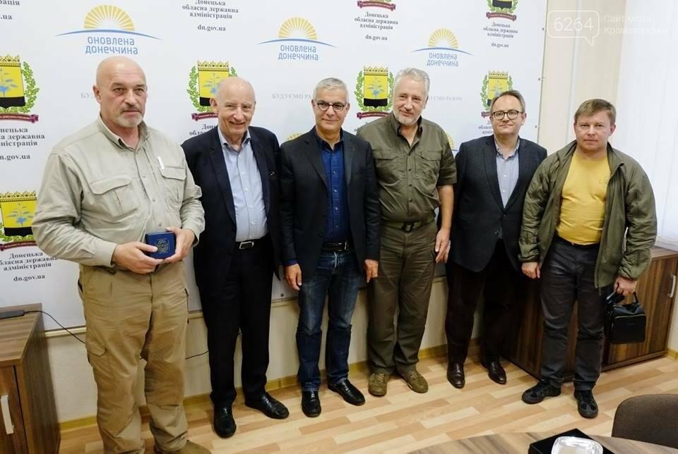 В Краматорске французам предложили вкладывать деньги в бизнес на Донбассе, фото-2