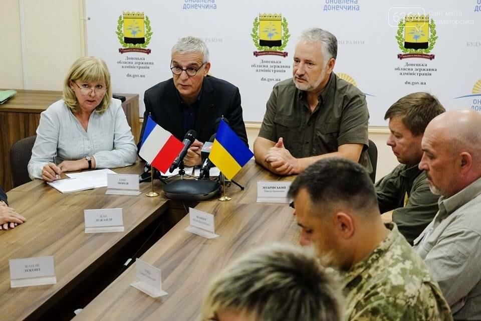В Краматорске французам предложили вкладывать деньги в бизнес на Донбассе, фото-1