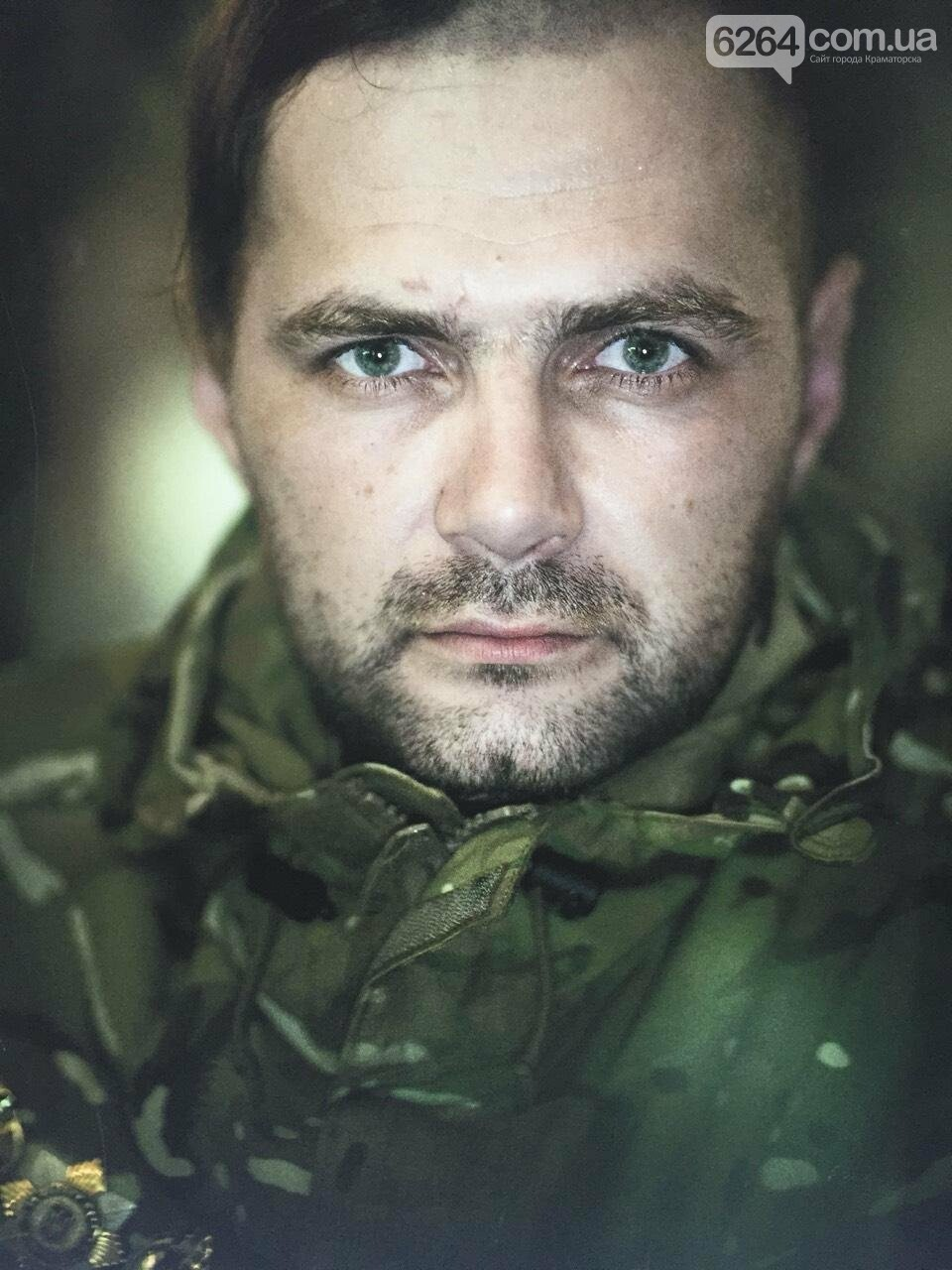 В Краматорске проходит выставка «Портрет солдата», фото-4