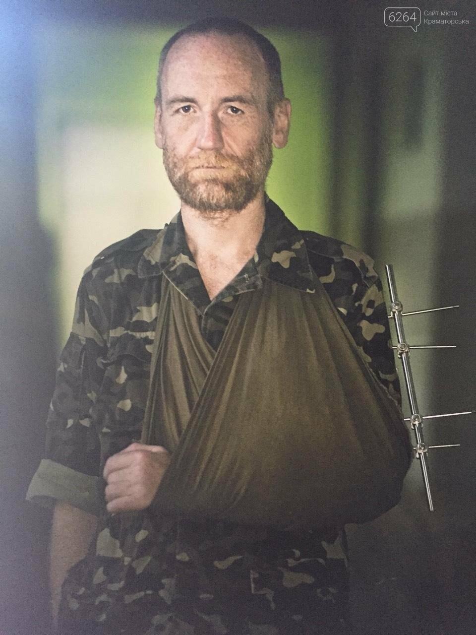 В Краматорске проходит выставка «Портрет солдата», фото-9