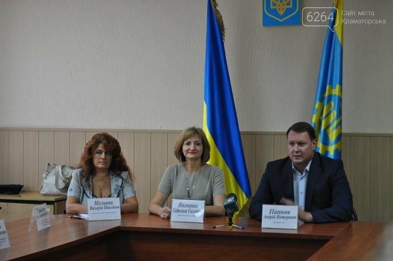 «Мамочки Краматорска» встретились с мэром, чтобы обсудить вопросы здравоохранения, фото-1