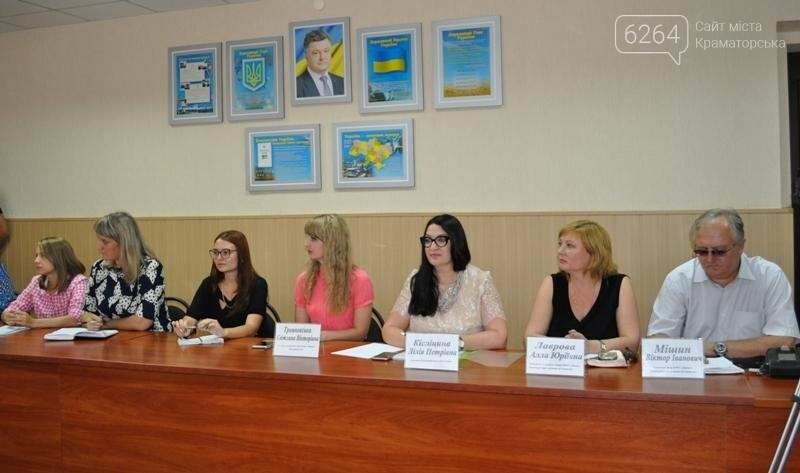 «Мамочки Краматорска» встретились с мэром, чтобы обсудить вопросы здравоохранения, фото-2