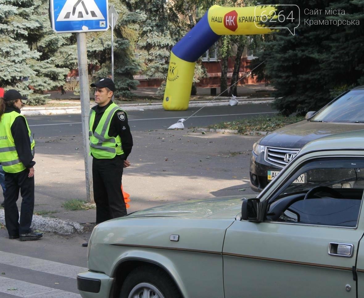 В Краматорске оштрафовали водителя за выезд с места проживания, фото-2