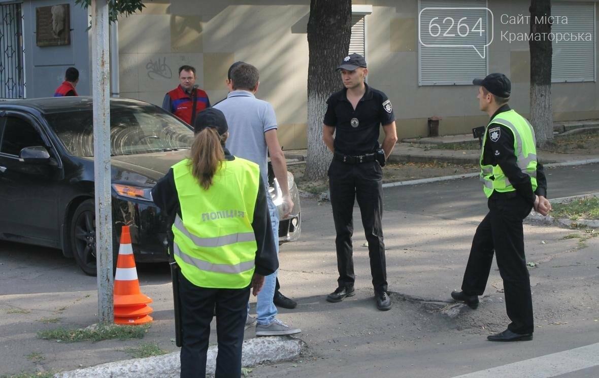 В Краматорске оштрафовали водителя за выезд с места проживания, фото-3