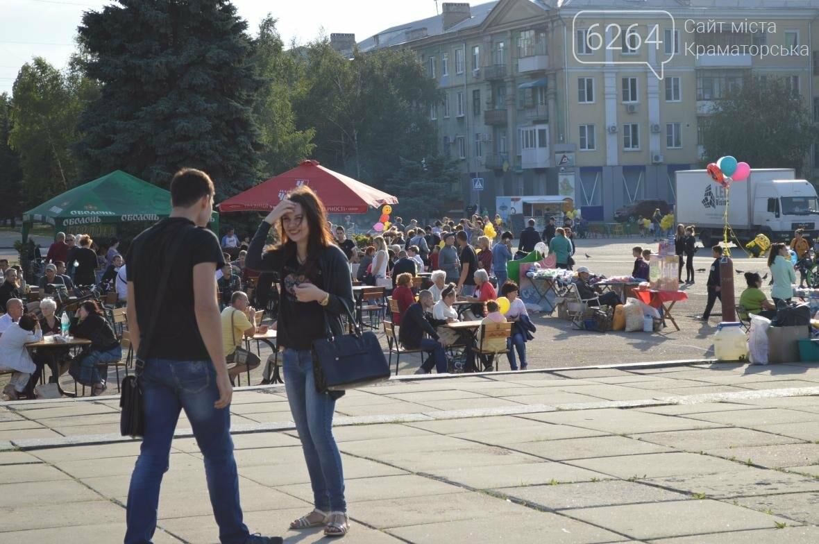 Краматорск начал праздновать День города, фото-7