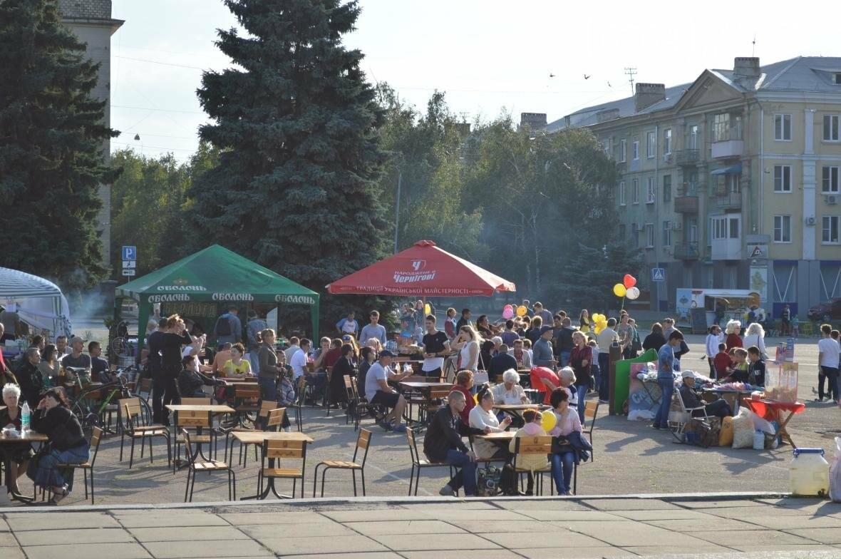 Краматорск начал праздновать День города, фото-8