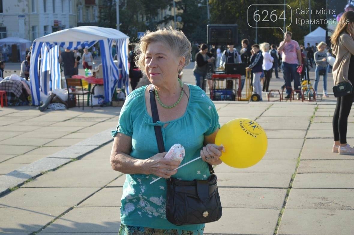 Краматорск начал праздновать День города, фото-10