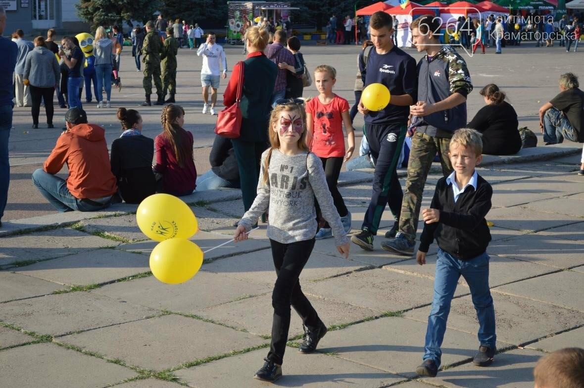 Краматорск начал праздновать День города, фото-4