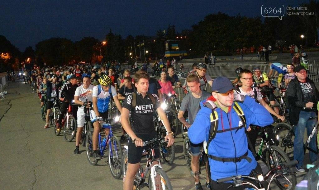Жители Краматорска на день променяли авто на велосипеды, фото-1